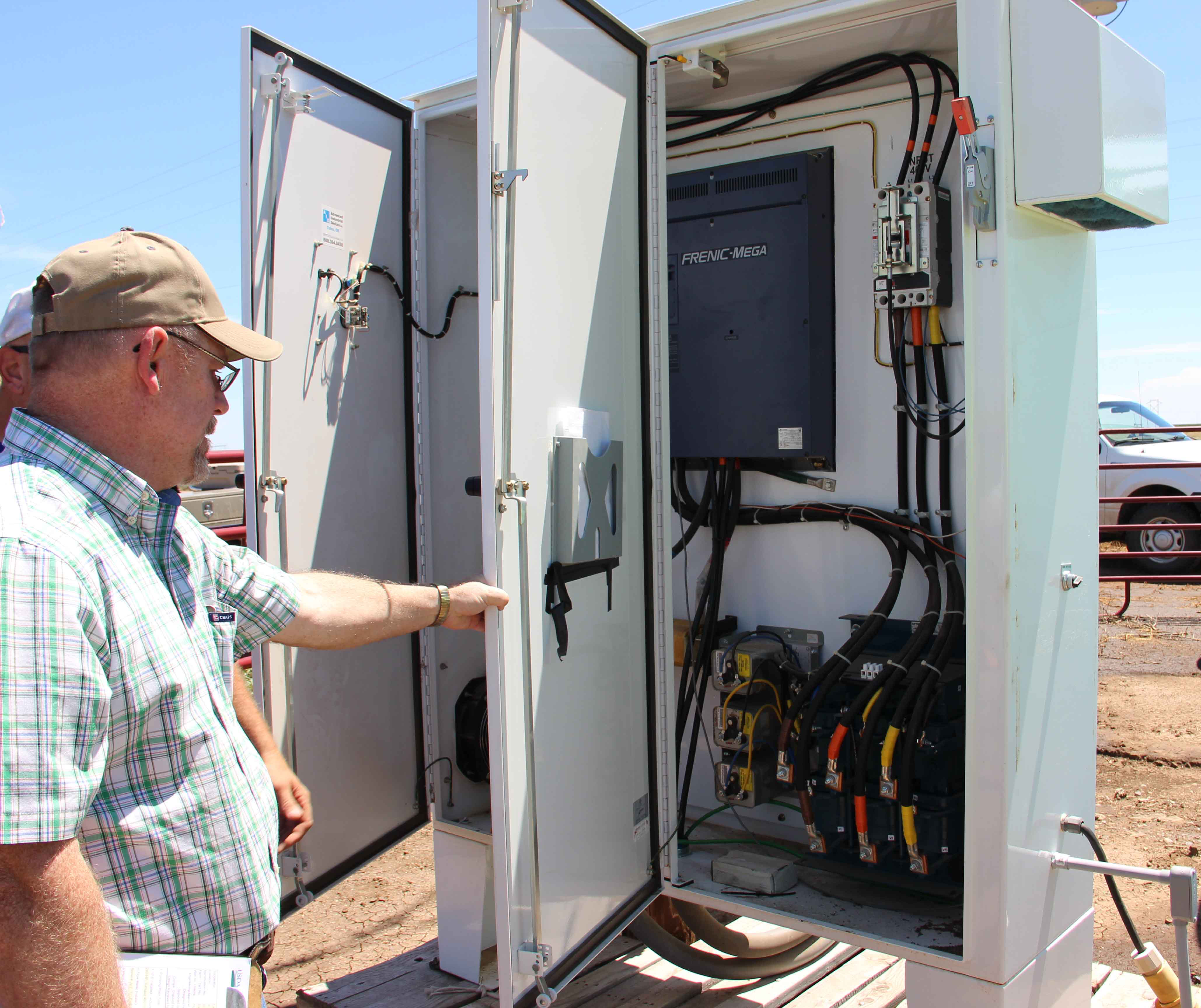 NRCS is Driving Energy Savings to Farmers with VFDs